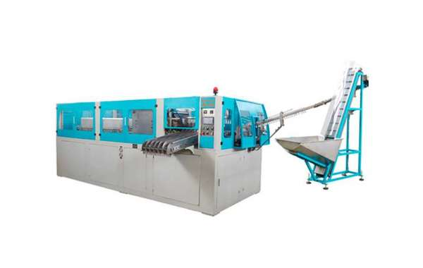 Main Features of Bottle Blowing Machine