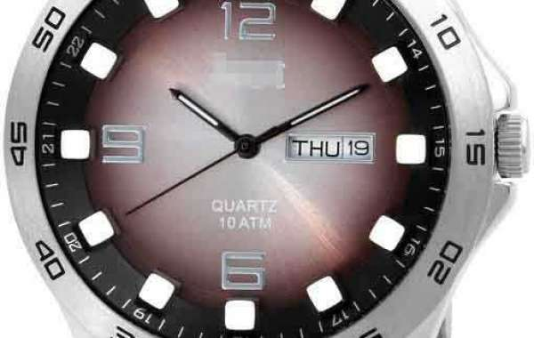 Customize Quality Blue Watch Dial