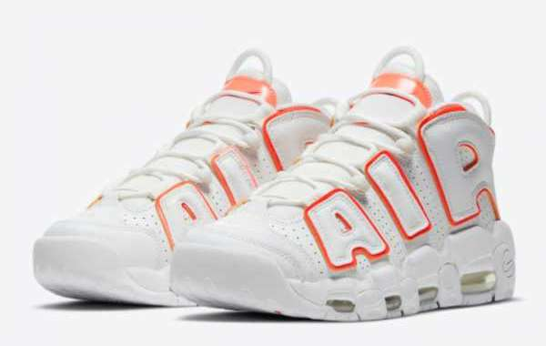 """Nike Air More Uptempo """"Sunset"""" 2021 New Arrival DH4968-100"""