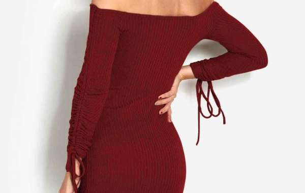 Round Neck Plain Cut Out Long Sleeve Slit Hem Plus Size Tops